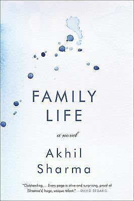 Family Life: A Novel, Sharma, Akhil, Books