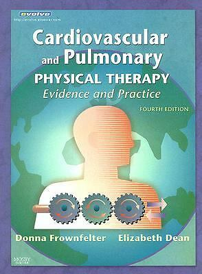 Cardiovascular and Pulmonary Physical Therapy: Evidence and Practice, 4e, Dean P