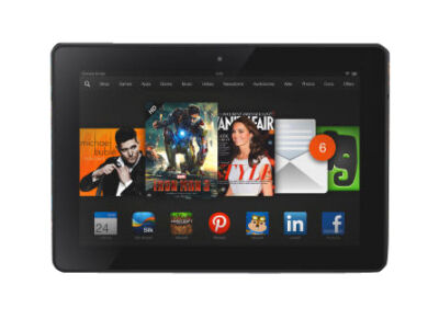"Certified Refurbished Amazon Kindle Fire HDX, 7"" 32GB WiFi 2.2GHz +1Yr WARRANTY"