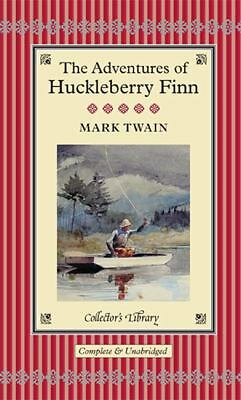 Adventures of Huckleberry Finn (Collector's Library), Twain, Mark