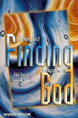 Finding God: Selected Responses, Rifat Sonsino; Daniel B. Syme, Very Good Book