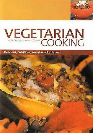 Vegetarian Cooking with Compassionate Cooks, DVD, Colleen Patrick-Goudreau, , NT