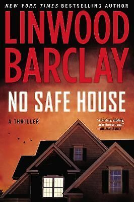 No Safe House, Barclay, Linwood, Very Good Book