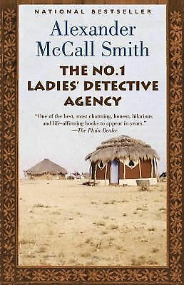The No. 1 Ladies' Detective Agency (Book 1), Smith, Alexander McCall, Very Good
