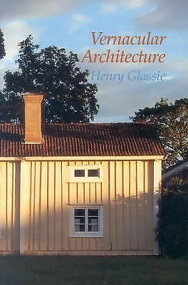 Vernacular Architecture (Material Culture), Glassie, Henry, Books