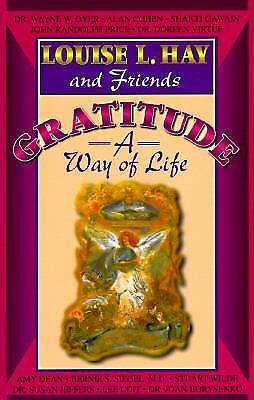 Gratitude: A Way of Life, Hay, Louise L., Very Good Book