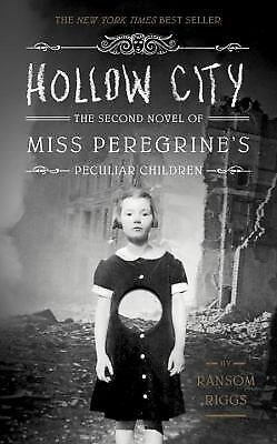Hollow City, Ransom Riggs, New Book