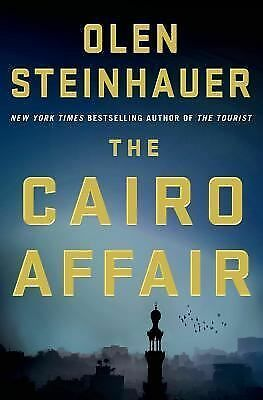 The Cairo Affair, Steinhauer, Olen, Good Book