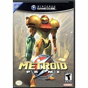 Metroid Prime by Nintendo