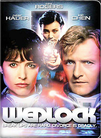Wedlock by Rutger Hauer