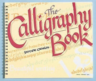Calligraphy Book, Grislis, Peter, Books