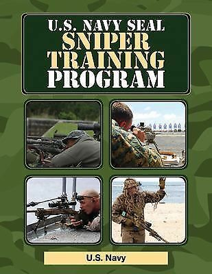 U.S. Navy SEAL Sniper Training Program, U.S. Navy, Books