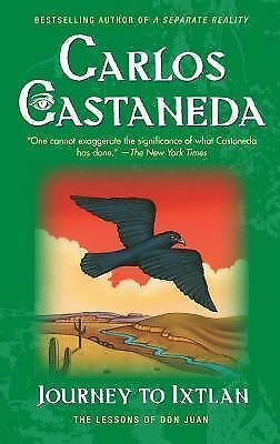 Journey to Ixtlan: The Lessons of Don Juan, Castaneda, Carlos, Acceptable Book