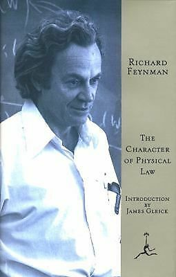 The Character of Physical Law (Modern Library), Richard Feynman