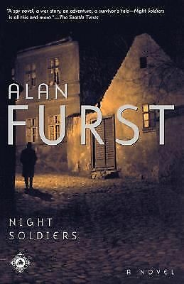 Night Soldiers: A Novel, Furst, Alan, Acceptable Book
