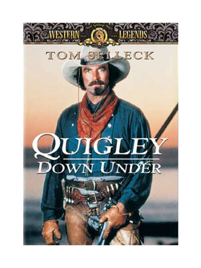 Quigley Down Under DVD, DVD, , ,