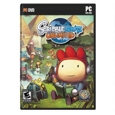 Scribblenauts Unlimited - PC by