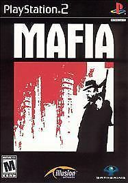 Mafia, Good PlayStation2, Playstation 2 Video Games