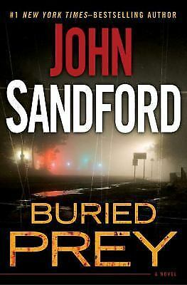 Buried Prey 21 by John Sandford (2011, Hardcover)