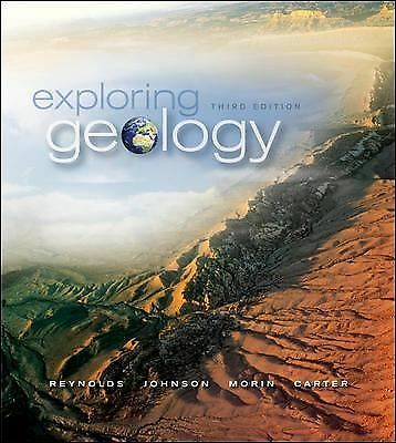 Exploring Geology, Carter, Chuck, Morin, Paul, Johnson, Julia, Reynolds, Stephen
