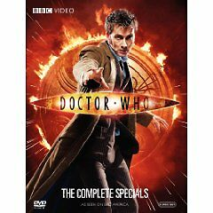 Doctor Who: The Complete Specials (The Next Doctor / Planet of the Dead / The Wa