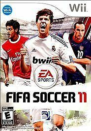 FIFA Soccer 11, Good Nintendo Wii, Nintendo Wii Video Games
