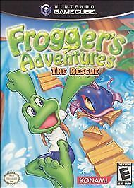 Frogger''s Adventures: The Rescue by Konami