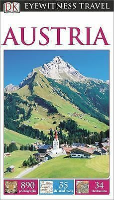 DK Eyewitness Travel Guide - Austria (2014)