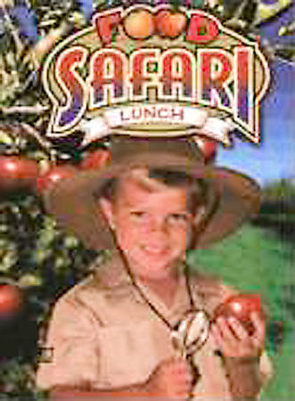Food Safari: Lunch DVD - Brand New and Factory Sealed