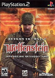 Return to Castle Wolfenstein: Operation Resurrection - PlayStation 2, Acceptable