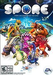 Spore by Electronic Arts