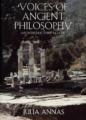 Voices of Ancient Philosophy: An Introductory Reader, , Acceptable Book