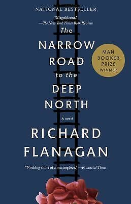 The Narrow Road to the Deep North, Flanagan, Richard, Very Good Book