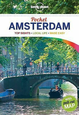 Lonely Planet Pocket Amsterdam (Travel Guide), Zimmerman, Karla, Lonely Planet,