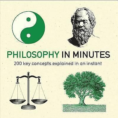 Philosophy in Minutes (In Minutes (Quercus)), Weeks, Marcus, Books