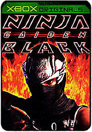 Ninja Gaiden Black by Tecmo