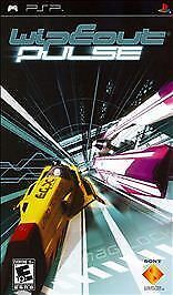 Wipeout Pulse - Sony PSP by