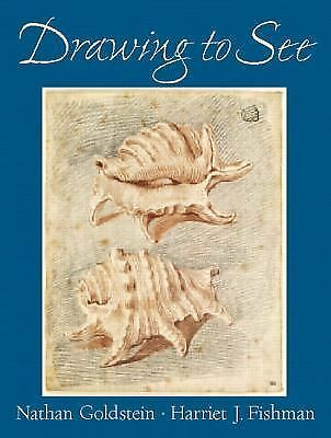 Drawing to See, Fishman, Harriet, Goldstein, Nathan, Very Good Book