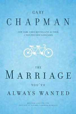 The Marriage You've Always Wanted, Chapman, Gary, Good Book