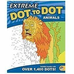 Mindware Extreme Dot to Dots Animals by