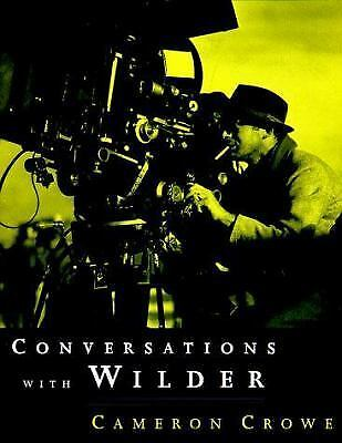 Conversations with Wilder, Crowe, Cameron, Acceptable Book