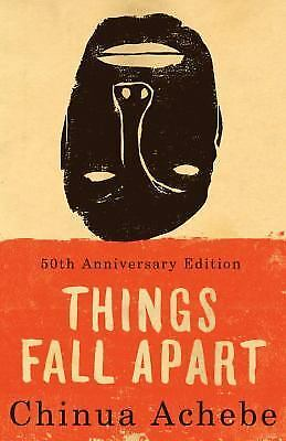 Things Fall Apart, Chinua Achebe, Acceptable Book
