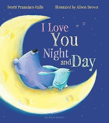 I Love You Night and Day, Prasadam-Halls, Smriti, Good Book