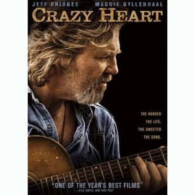 Crazy Heart (DVD, 2010)