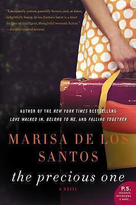The Precious One: A Novel, de los Santos, Marisa, Good Book