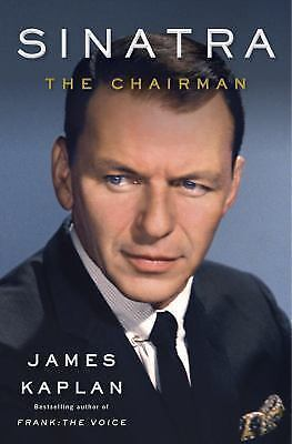 Sinatra: The Chairman, Kaplan, James, Books