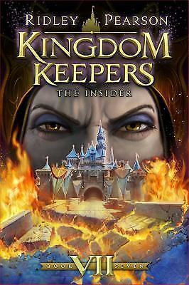 Kingdom Keepers VII: The Insider, Pearson, Ridley