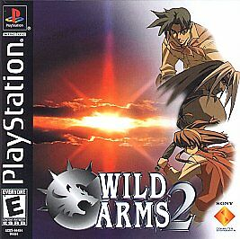 Wild Arms 2 by Sony
