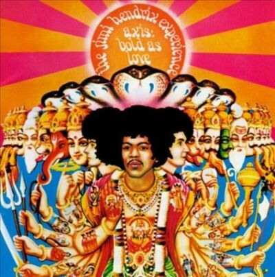 Axis: Bold As Love by The Jimi Hendrix Experience