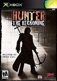 Hunter: The Reckoning, Good Xbox Video Games
